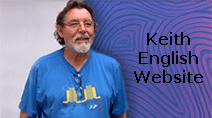 Keith English - Website